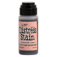 Tim Holtz Distress Stain Tattered Rose