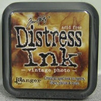 Vintage Photo Distress Ink Pad