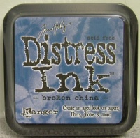 Broken China Distress Ink Pad
