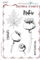 Sow the Seeds Rubber Stamp sheet - A5