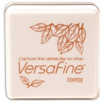 Versafine Small Inkpad Toffee