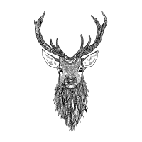 Crafty Individuals - Highland Stag