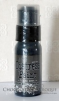 Tim Holtz Distress Paint - Black Soot