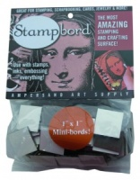 1'' x 1'' Stampbord Mini-bords
