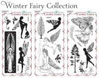 Winter Fairy Collection Rubber Stamps Multi-buy - DL